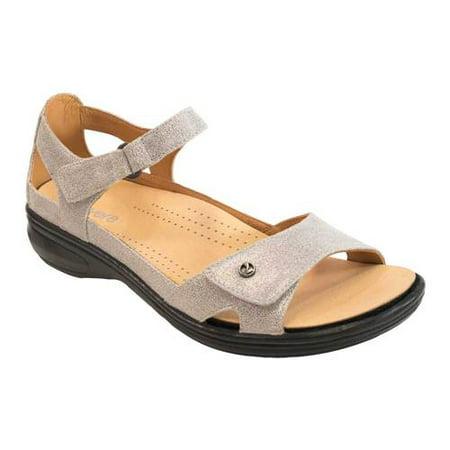 Women's Revere Comfort Shoes Portofino Quarter Strap Sandal (Portofino Shoes)