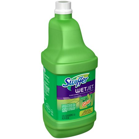 Swiffer 174 Wet Jet With Gain Scent Floor Cleaner Refill 42