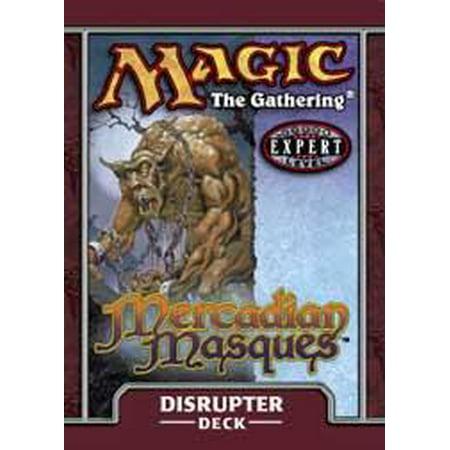 MtG Mercadian Masques Disruptor Theme Deck