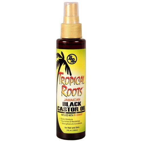 Bronner Brothers Tropical Roots Jamaican Black Castor Oil Hair Conditioner 5 Fl Oz Walmart Com Walmart Com
