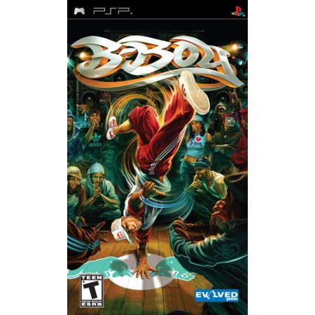 B-Boy - Sony PSP (Psp Games For Boys Soccer)