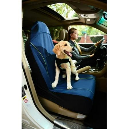 Furrygo Pet Single Car Seat Cover Navy Blue Walmart Com