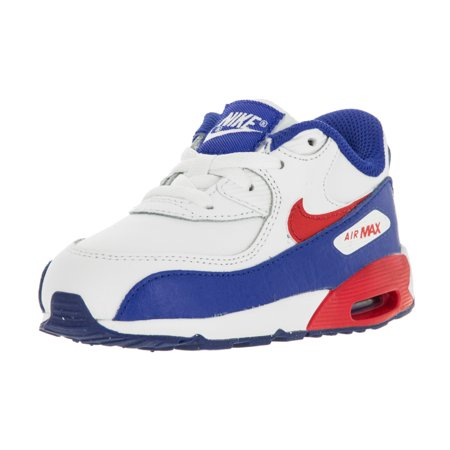 d42560f9ebe Nike - Nike Toddlers Air Max 90 Ltr (TD) Running Shoe - Walmart.com