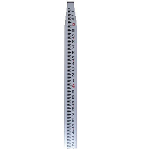 CST Berger 06-916C 16-Foot Feet, Inches, and Eighths Telescoping Measuring Rod by Robert Bosch GmbH