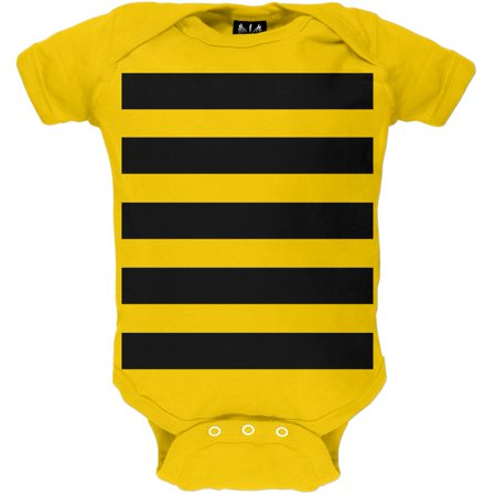Halloween Bumblebee Baby One Piece](Be A Baby For Halloween)