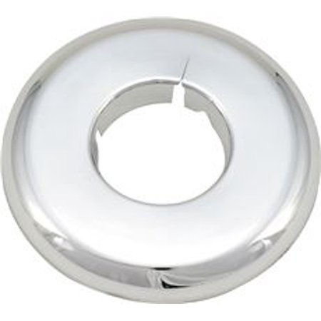 1 Escutcheon - PROPLUS SPLIT PLASTIC ESCUTCHEON, 1/2 IN. CTS