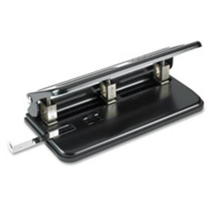 Heavy-duty Punch- 3-Hole- 30 Sheet Capacity- Black - image 1 of 1
