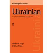 Ukrainian: A Comprehensive Grammar - eBook