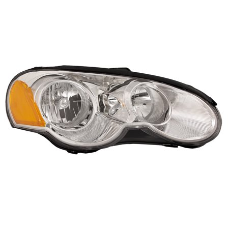 2003-2005 Chrysler Sebring 2-Door Coupe Passenger Side Headlight