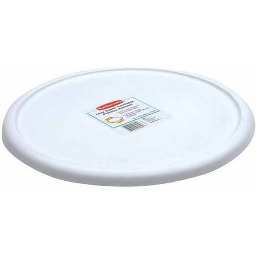 Rubbermaid Kitchen Turntable, Large, White