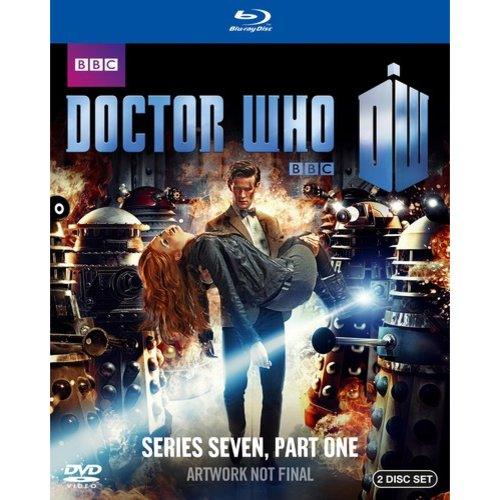 Doctor Who: Series Seven, Part One (Blu-ray) (Widescreen)