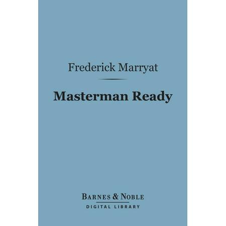 Masterman Ready (Barnes & Noble Digital Library) - eBook
