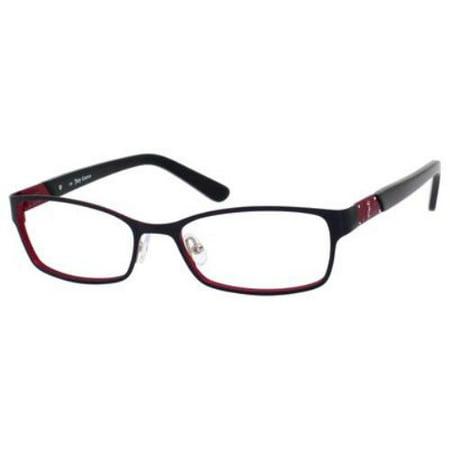 JUICY COUTURE Eyeglasses 124 0003 Matte Black 52MM