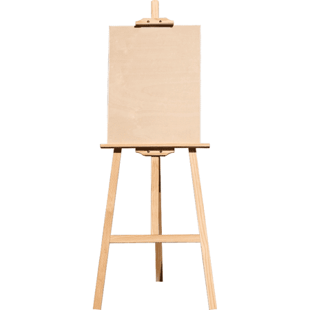 zimtown artist durable wooden easel display stand for drawing