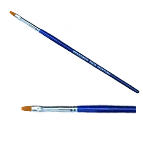 Snazaroo Face Painting Brush - Fine Flat