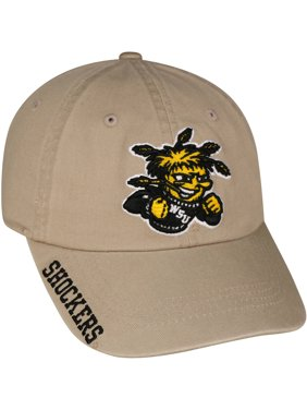 new york caf7a a9f8c Product Image NCAA Men s Wichita State Shockers Khaki Cap