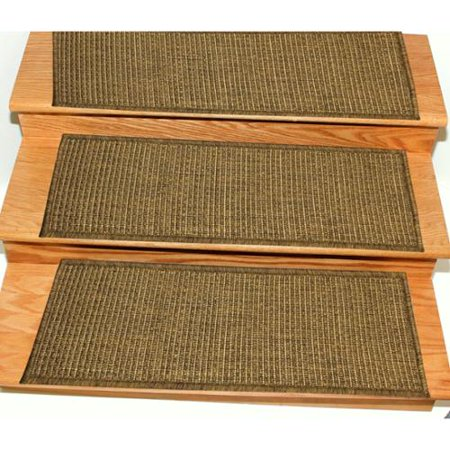 ottomanson jardin collection 9 inch x 26 inch jute back