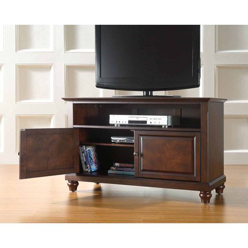 """Crosley Furniture Cambridge TV Stand for TVs up to 42"""""""