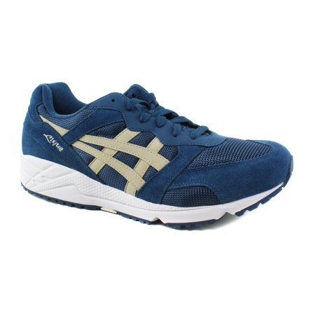 newest collection 6fd77 6b903 ASICS Mens Gel-Lique Suede Running Casual Sneaker Shoes