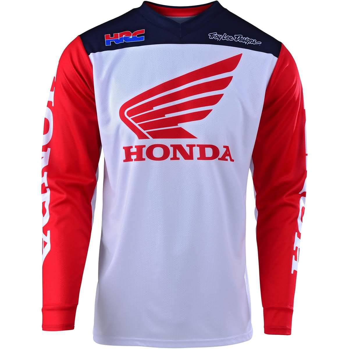 Troy Lee Designs Gp Honda Motocross Jersey Walmart Com Walmart Com
