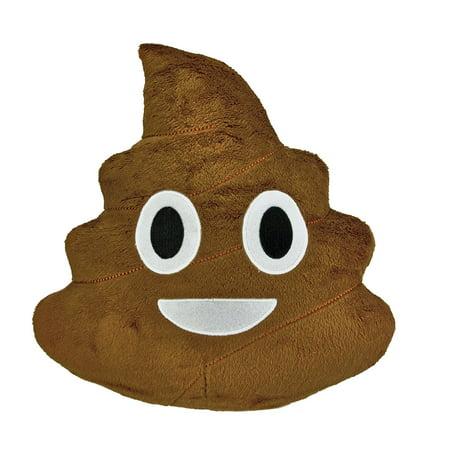 Brand New  Emoji Emoji Pillow  Poo  Small  High Quality