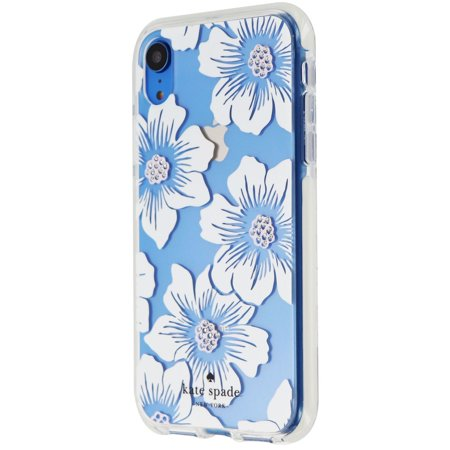 huge discount c47dc c1600 Kate Spade Defensive Hardshell Case for Apple iPhone XR -  Hollyhock/Cream/Gems