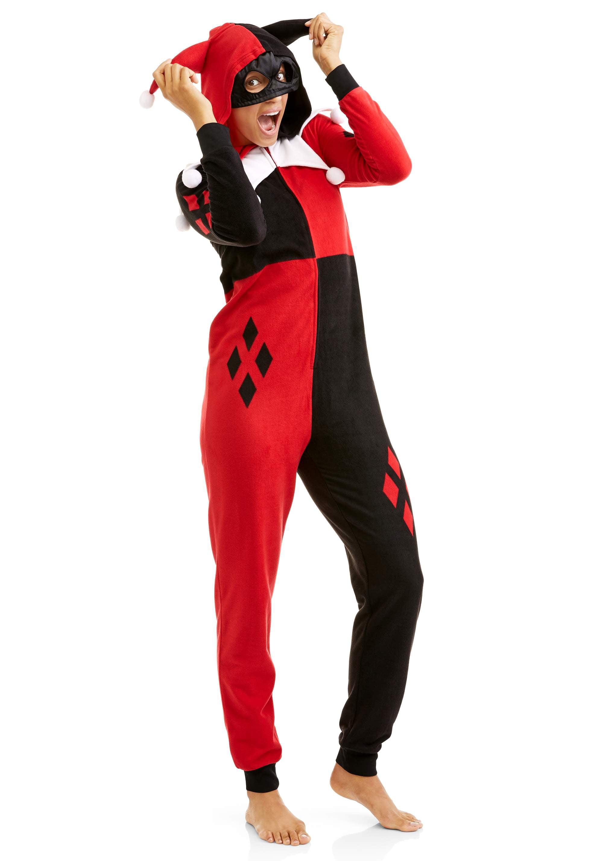 Licensed Harley Quinn Women S And Women S Plus Sleepwear Adult