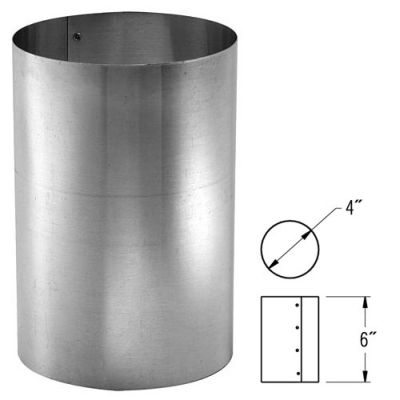 Stainless Steel Mortar Sleeve - 3""