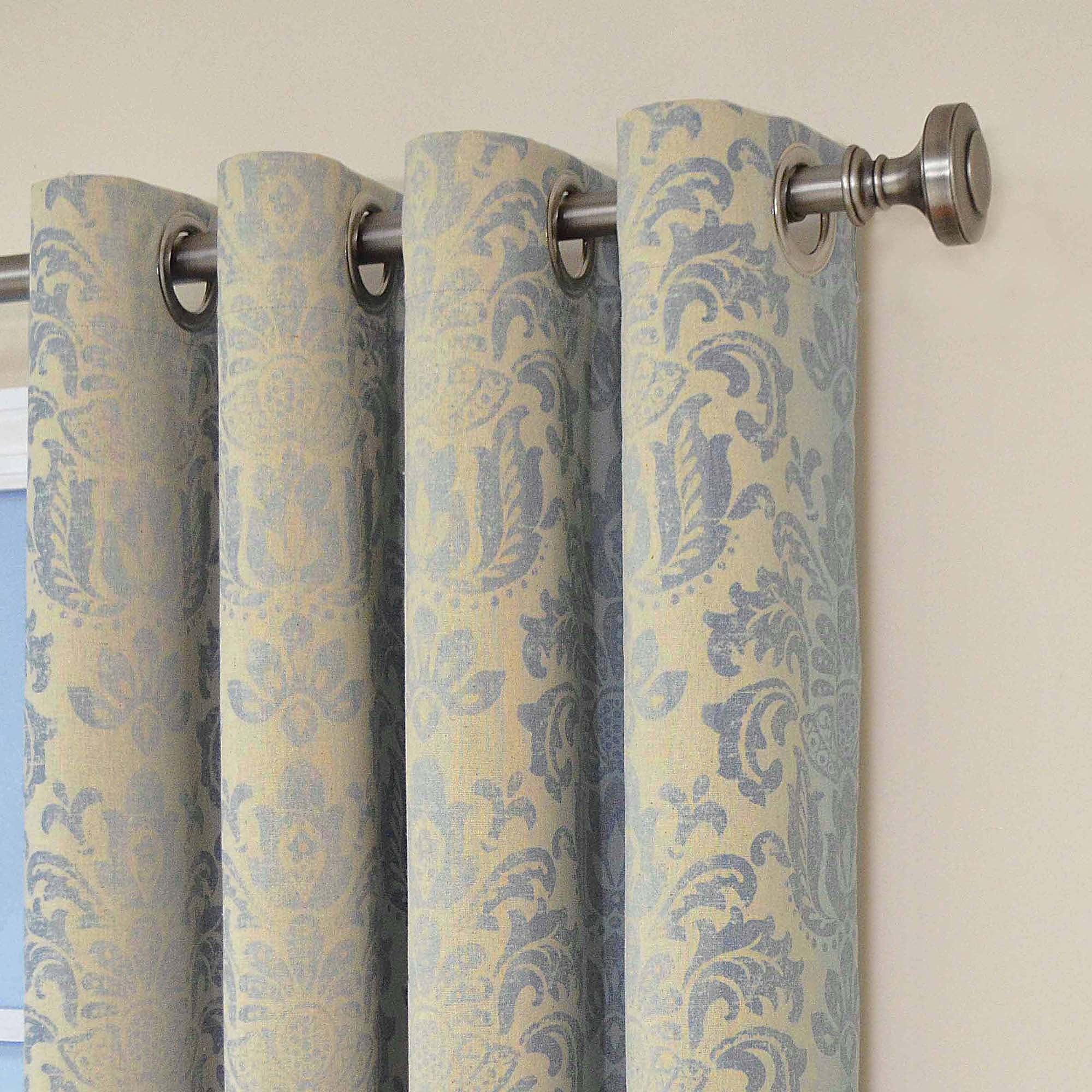 Eclipse Nadya Grommet Room Darkening Energy Efficient Curtain Panel