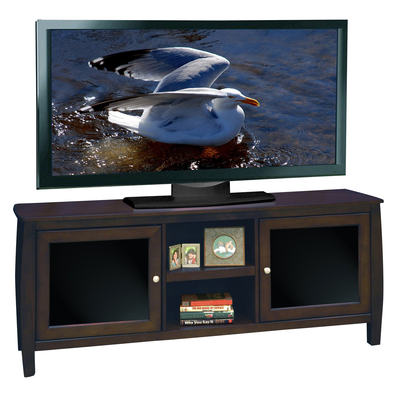 Legends CV1233.MOC The Curve 60 in. TV Console