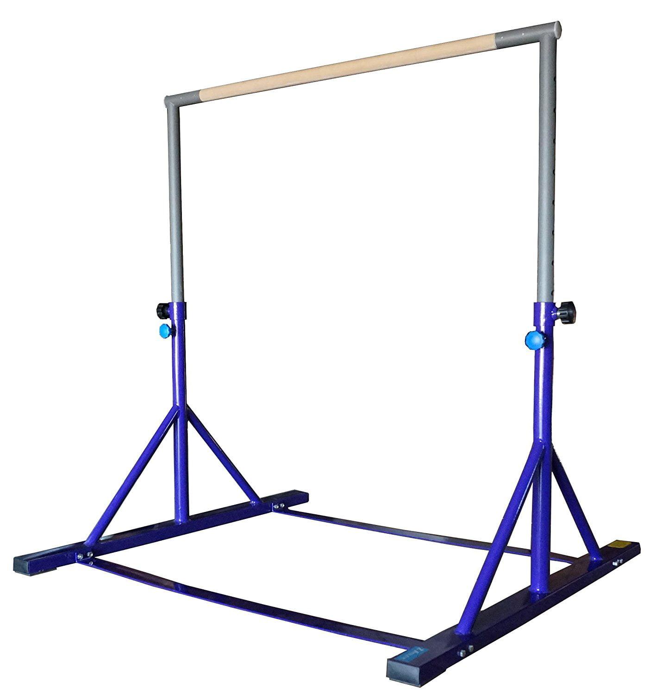 Z Athletic Gymnastics Expandable Junior Training Bars