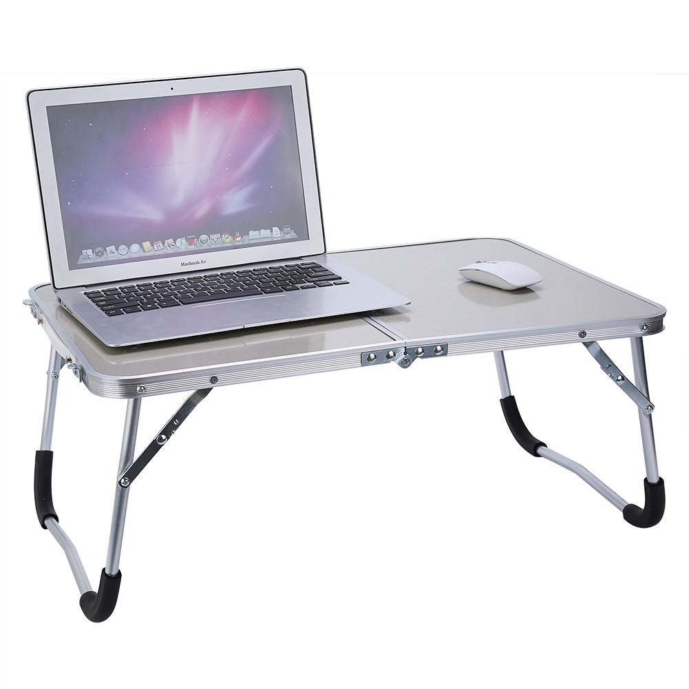 Portable Ourdoor Picnic Camping Folding Table Laptop Desk Stand PC Notebook Bed Tray, Laptop Desk,Portable Bed Table