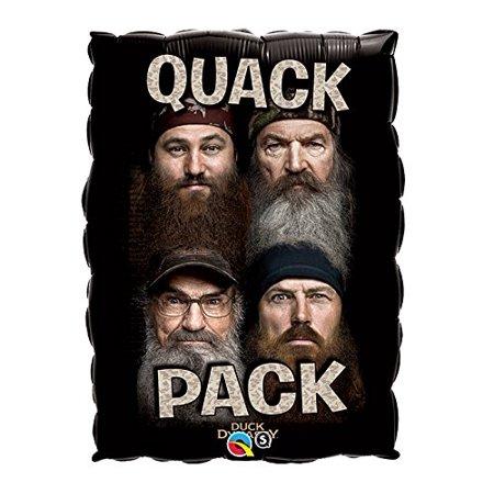 Duck Dynasty Quack Pack, By Qualatex