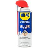 WD-40 Specialist No-Drip Gel Lubricant, 10 Oz