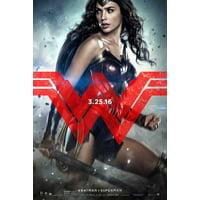 Batman v Superman: Dawn of Justice (2016) 11x17 Movie Poster