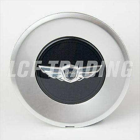 Hyundai Genesis 6 Wheel Center Caps Genuine Oem Made In Korea Kdm 52960 3m100
