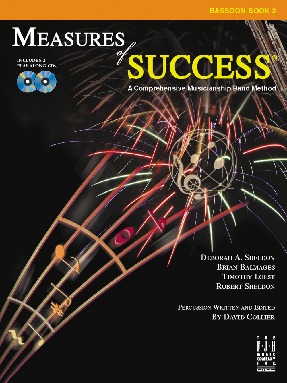 FJH Music Measures of Success Bassoon Book 2 by