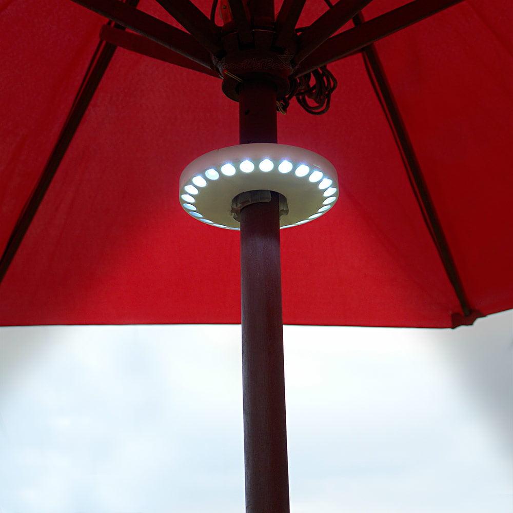 Super Powerful LED Patio Umbrella Lights - Walmart.com