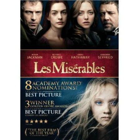 Les Miserables (DVD) (Les Miserables Medley Emile Pandolfi Sheet Music)