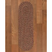 Natural Area Rugs Greenville Beige/Blue/Red Stair Tread (Set of 13)