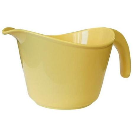 Reston Lloyd  Corelle Coordinates 2 Quart Microwave Batter Bowl - Lemon 2 Quart Freezer Bowl