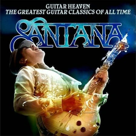 Guitar Heaven  Santana Performs The Greatest Guitar Classic Of All Time  Deluxe Version   Cd Dvd