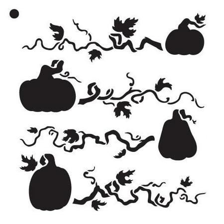 Starwars Pumpkin Stencil (Pumpkin Patch - Pattern Stencil - 6