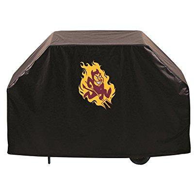 Arizona State Sun Devils Grilling - 60 Arizona State Grill Cover with Sparky Logo by Holland Covers