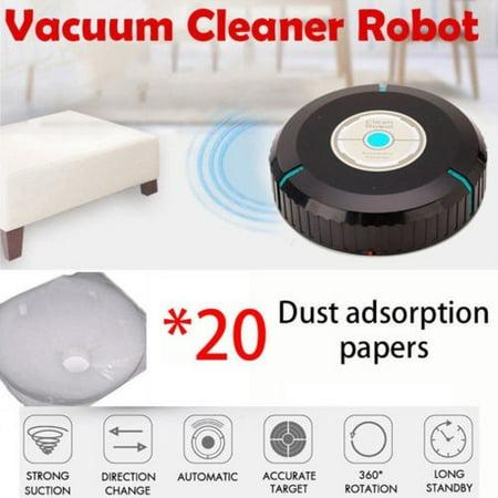 Smart Robot Automatic Vacuum Cleaner
