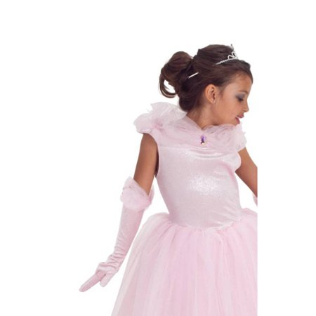 Halloween Costume 398.Pink Princess Gloves Child Halloween Costume Accessory