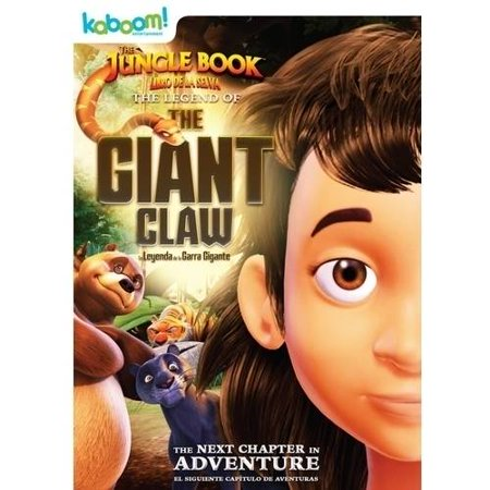 The Jungle Book  The Legend Of The Giant Claw