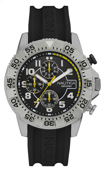 NAUTICA MEN'S WATCH NSR 104 46MM by Nautica
