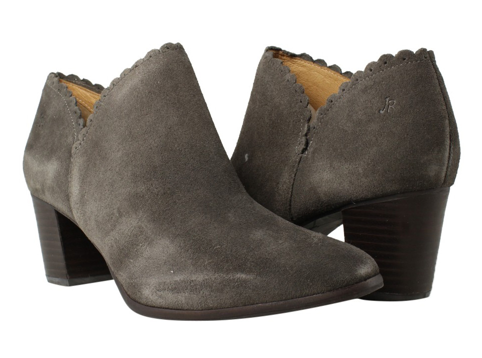 Jack Rogers Womens  DarkGrey Bootie Boots Size 5 New