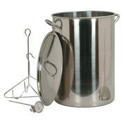 King Kooker Stainless Steel Turkey Pot
